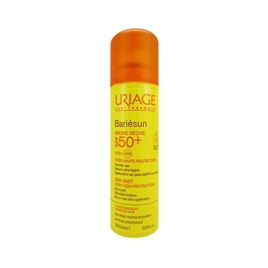 Uriage URIAGE Bariesun Brume Seche SPF50 Very High Protection 200 ml Renksiz